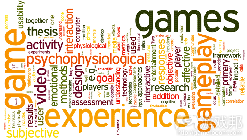 game experience(from acagamic)