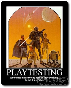 playtesting(from gamasutra)