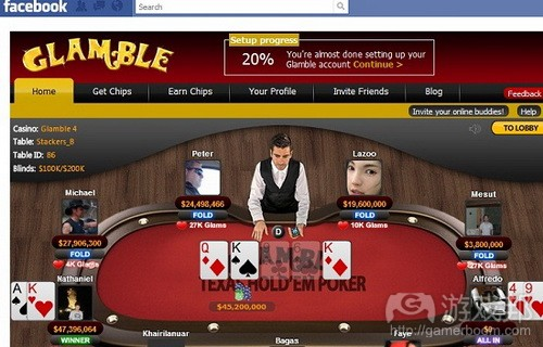 Social Casino from pluggd.in