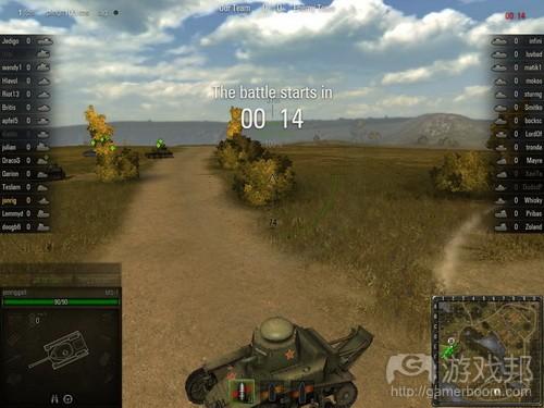 World of Tanks from world-of-tanks.en.softonic.com
