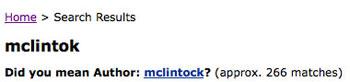 搜索词推荐选项