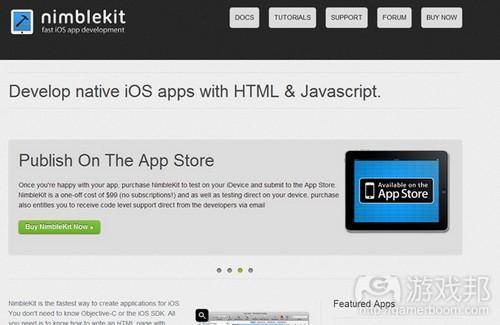 NimbleKit from mobiletuxedo.com