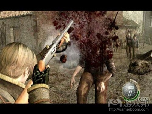 residentevil 4 from gamasutra.com