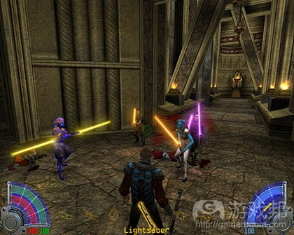 Star Wars Jedi Academy from hannygamez.com
