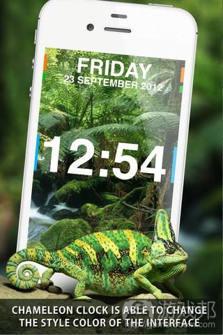 chameleon-clock(from designboost)