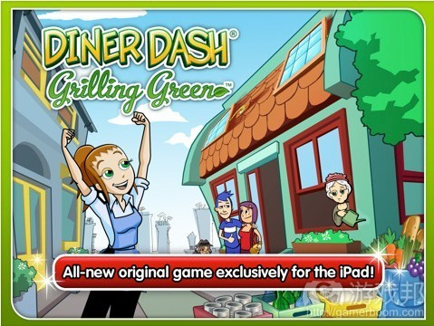 Diner Dash(from gamesindustry)