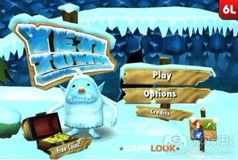 Yeti-Town(from gamelook)