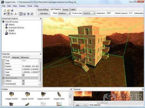 game engine(from sourceforge.net)