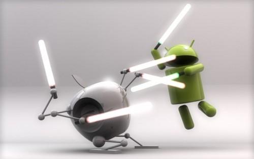 Android已经在和iOS的竞争中占据优势