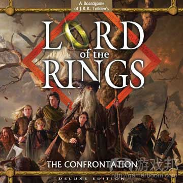 Lord of the Rings The Confrontation(from tcgplayer)