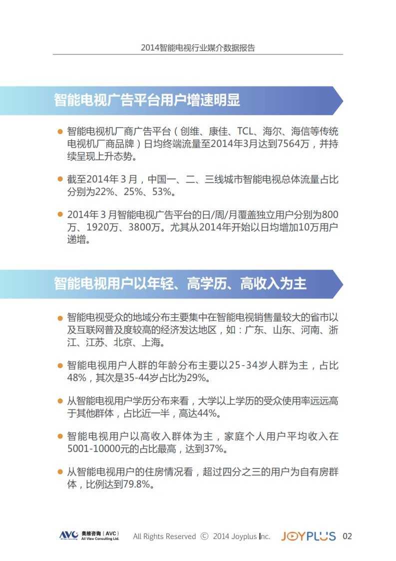 2014中国智能大屏行业媒介数据报告(智能电视篇)完整版_006
