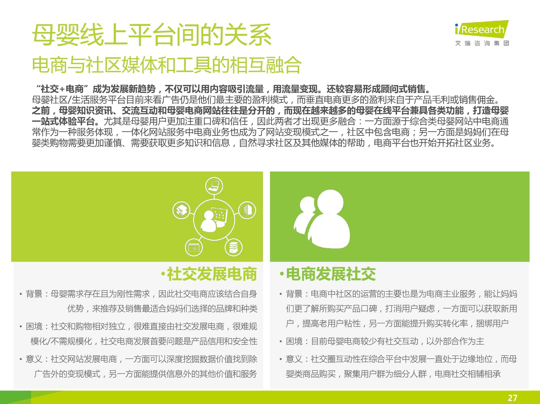 iResearch-2014年中国母婴行业线上数据洞察报告简版(1)-26