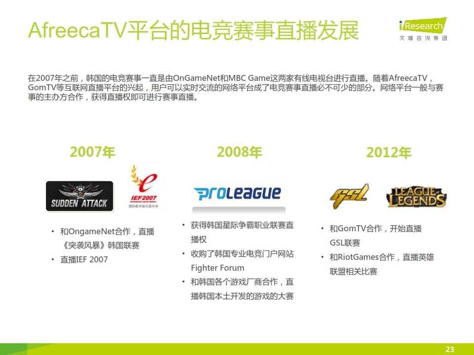 iResearch-2014年海外游戏视频直播平台案例研究报告——AfreecaTV_023