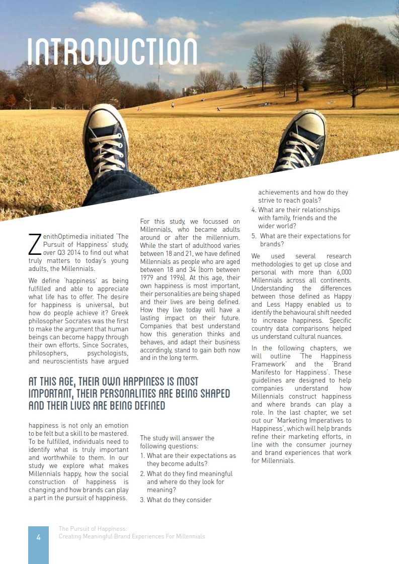 实力传播:消费者洞察报告《追寻快乐的千禧一代》_004