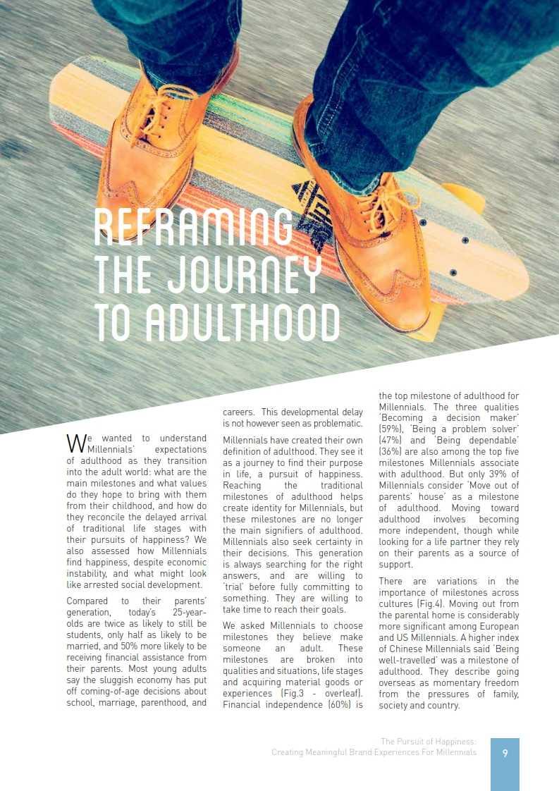 实力传播:消费者洞察报告《追寻快乐的千禧一代》_009