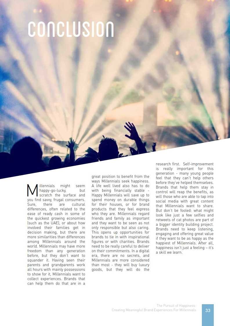 实力传播:消费者洞察报告《追寻快乐的千禧一代》_033