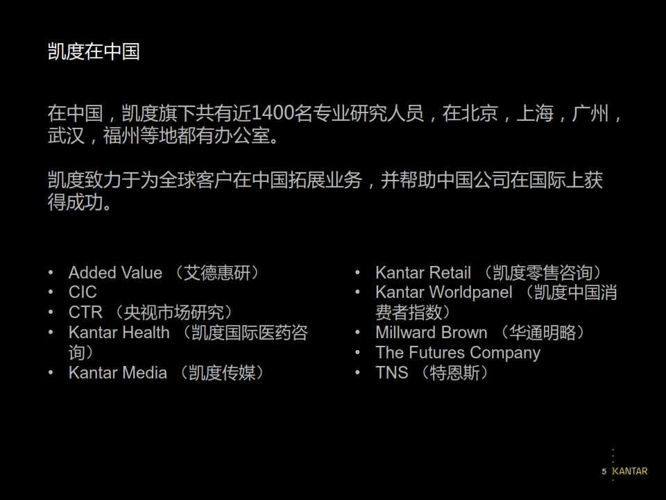 2015凯度中国社交媒体影响报告_005