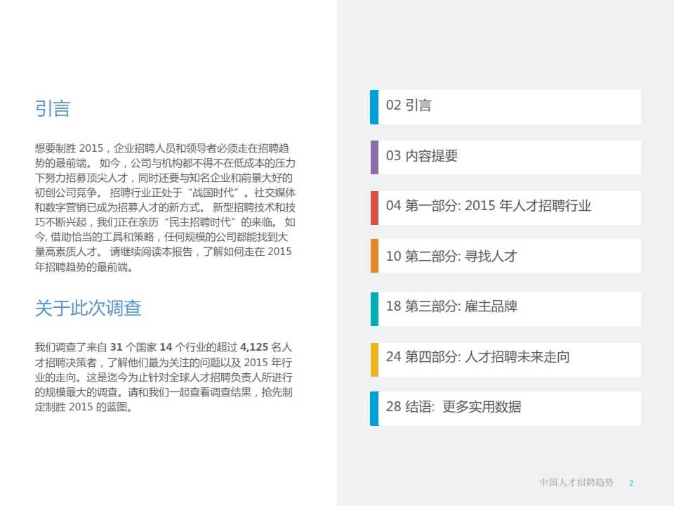 LinkedIn2015年中国人才招聘趋势报告_002
