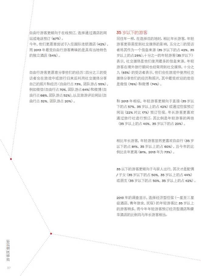 中国游客境外旅游调查报告2014_038