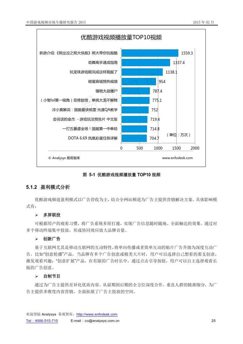 中国游戏视频市场专题研究报告2015_026