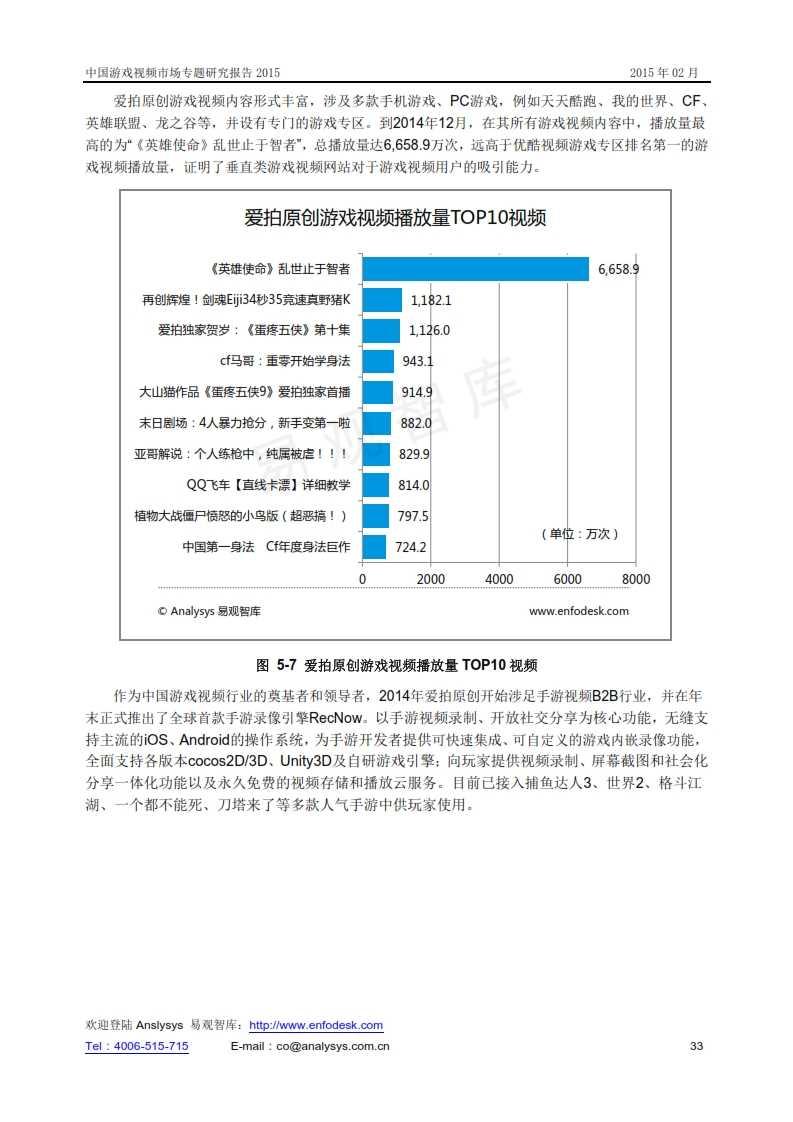 中国游戏视频市场专题研究报告2015_034