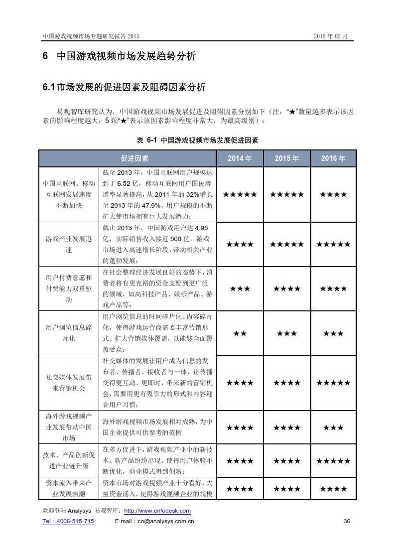 中国游戏视频市场专题研究报告2015_037