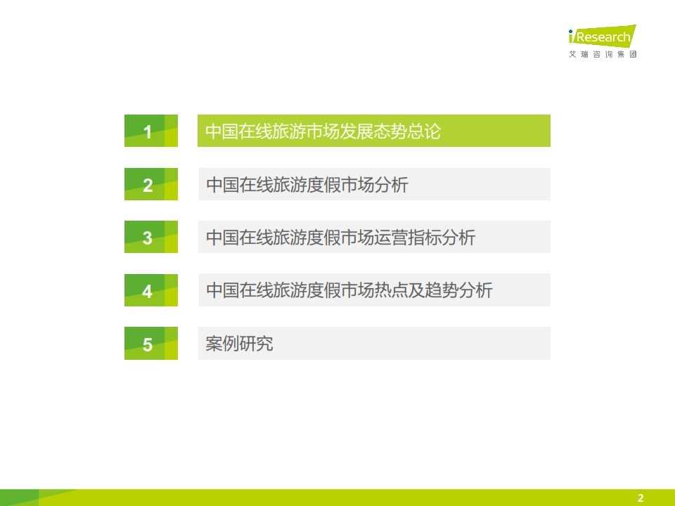 iResearch-2015年中国在线旅游度假行业报告_002