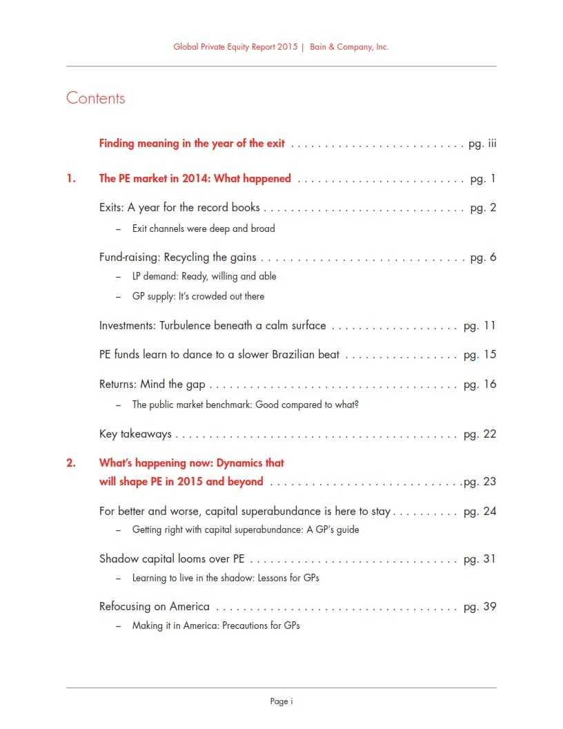 贝恩:2015年全球私募股权投资报告_003