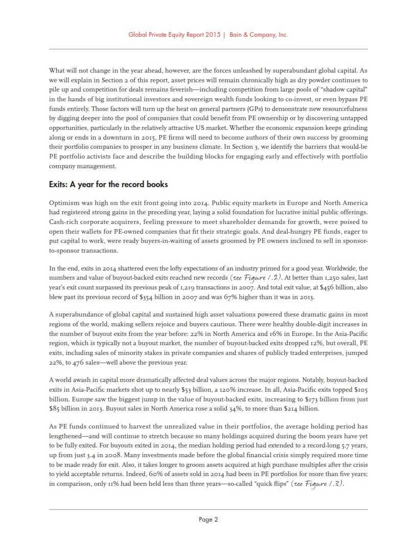 贝恩:2015年全球私募股权投资报告_008