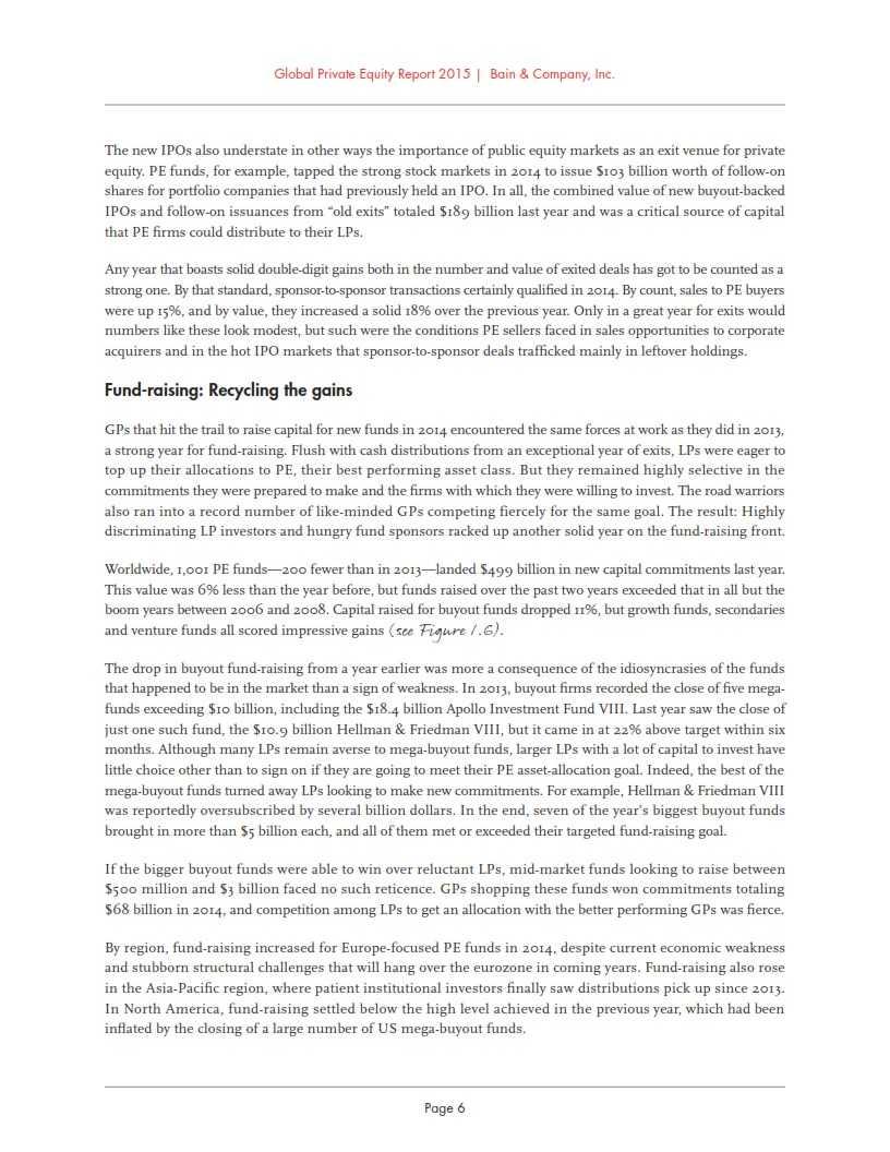 贝恩:2015年全球私募股权投资报告_012
