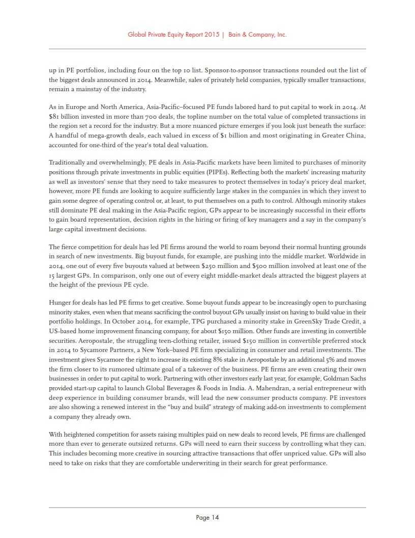贝恩:2015年全球私募股权投资报告_020