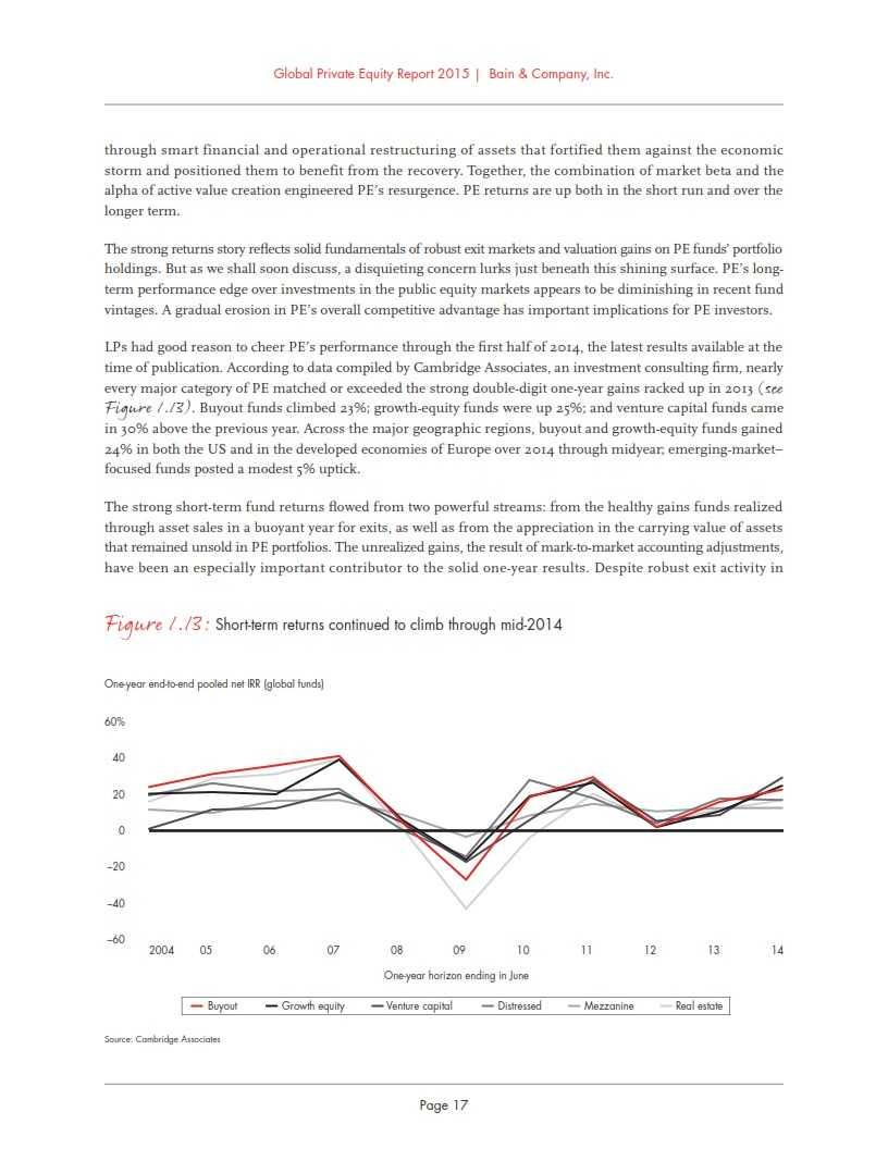 贝恩:2015年全球私募股权投资报告_023