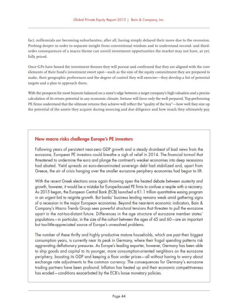 贝恩:2015年全球私募股权投资报告_050