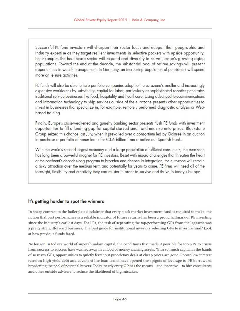 贝恩:2015年全球私募股权投资报告_052