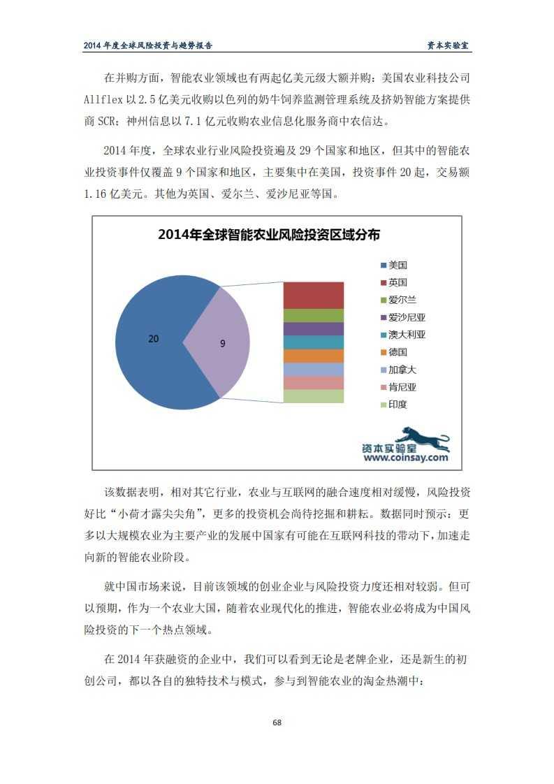 2014年度全球风险投资与趋势报告-资本实验室-f_072