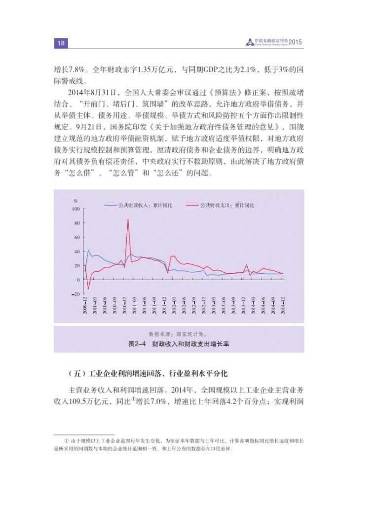 中国人民银行:2015年中国金融稳定报告_027