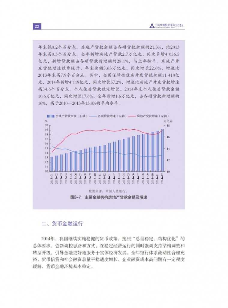 中国人民银行:2015年中国金融稳定报告_031