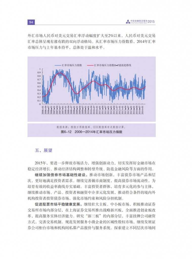 中国人民银行:2015年中国金融稳定报告_103
