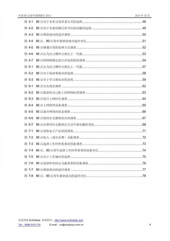 中國90后青年調查報告2014_009