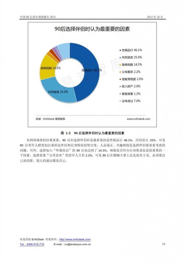 中國90后青年調查報告2014_017
