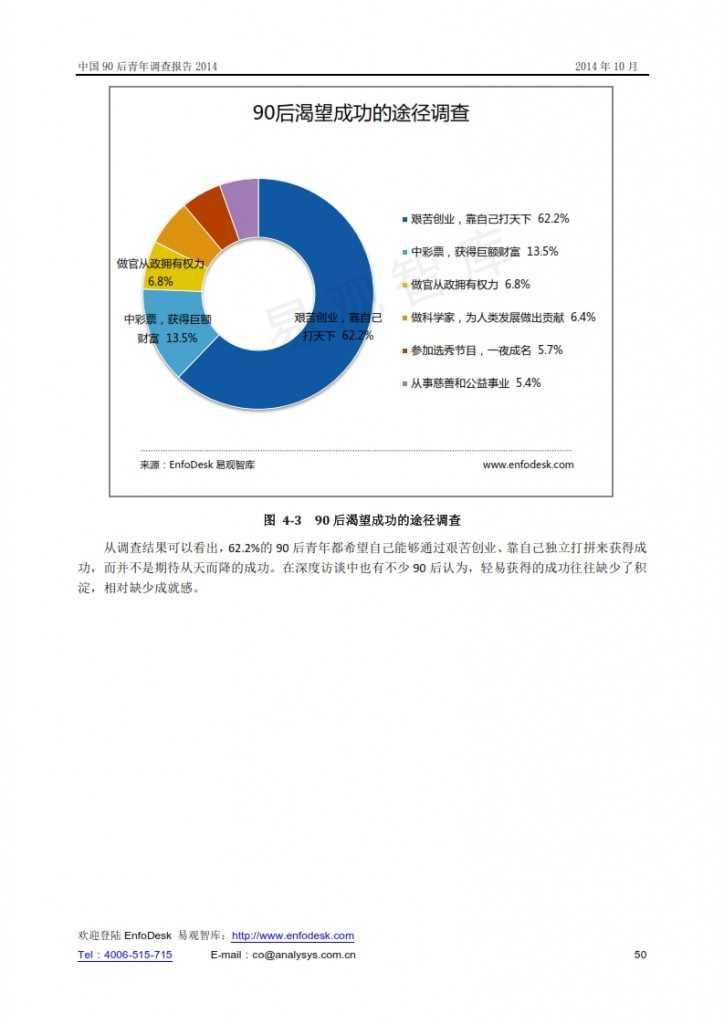 中國90后青年調查報告2014_050