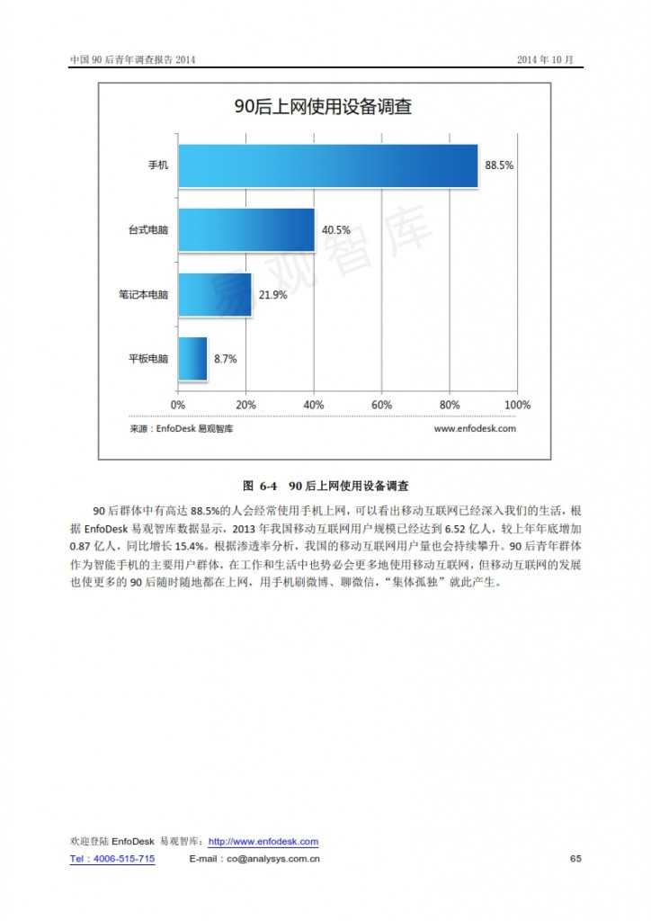 中國90后青年調查報告2014_065