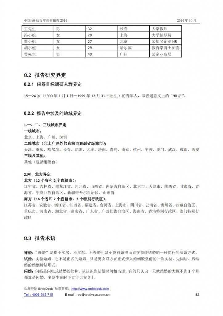 中國90后青年調查報告2014_082