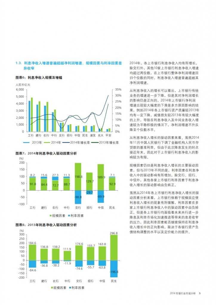 德勤:2014 年银行业年报分析_007