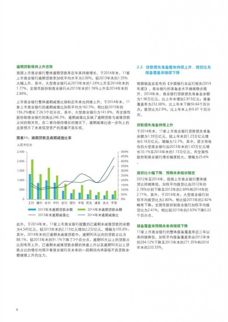 德勤:2014 年银行业年报分析_010