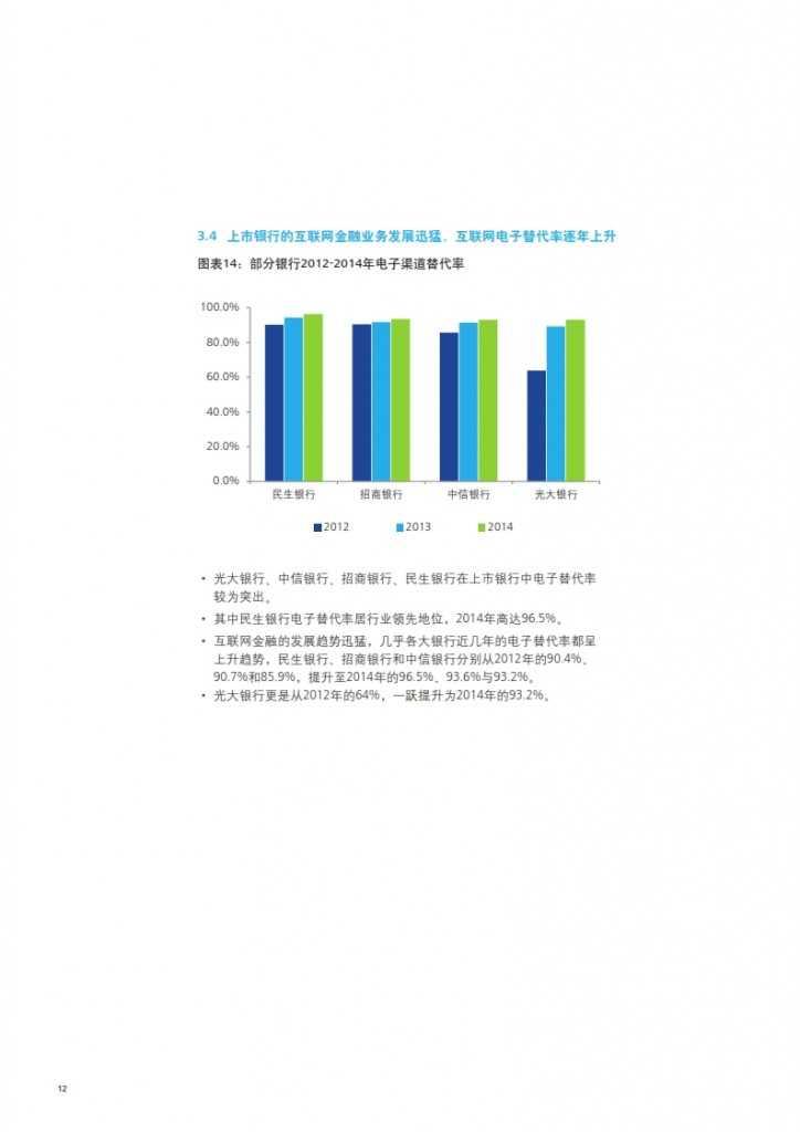 德勤:2014 年银行业年报分析_014