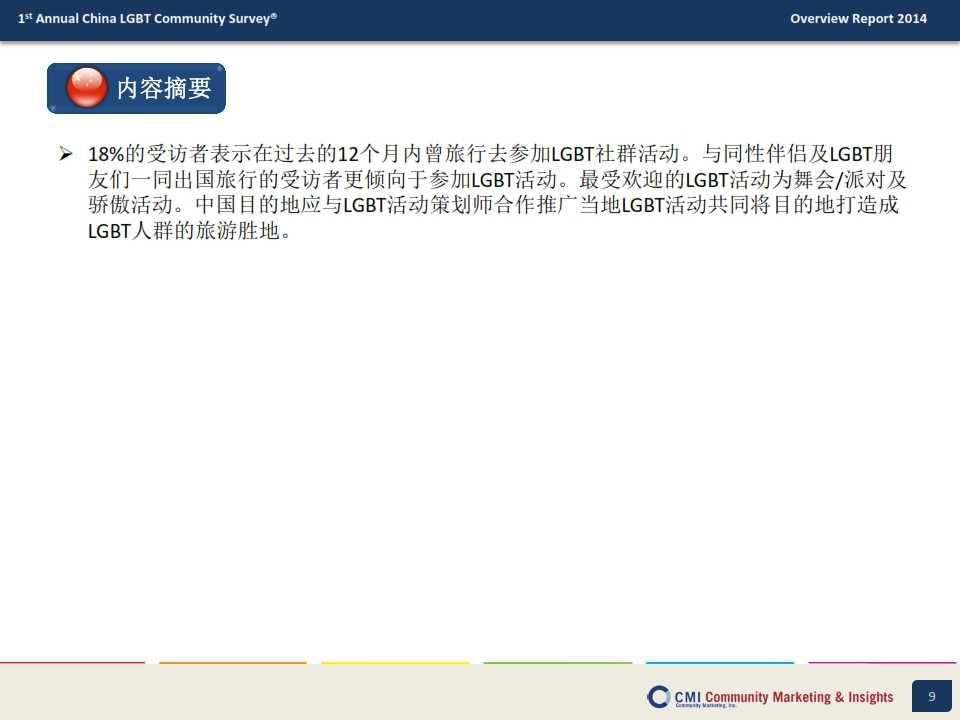 CMI:2014年中国LGBT群体生活消费指数调查报告_009