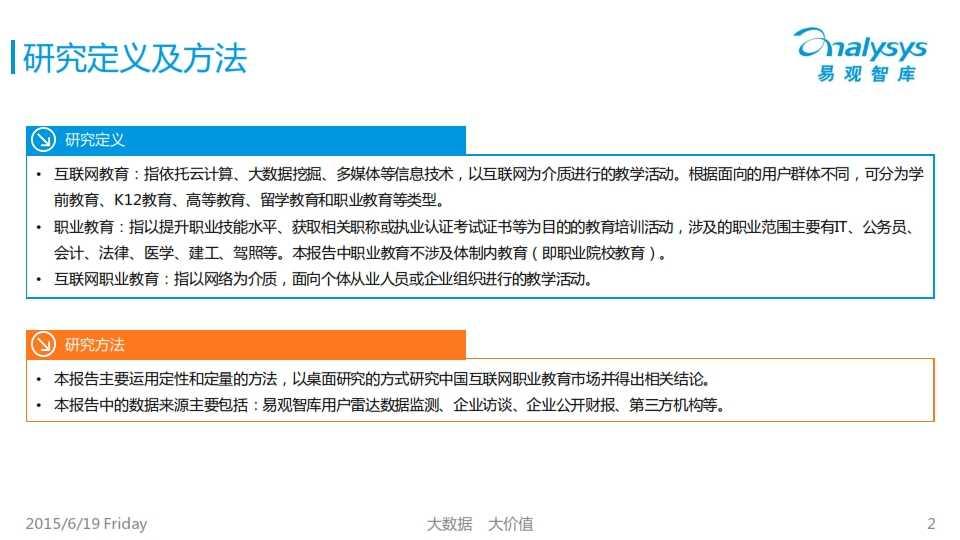 中国互联网职业教育市场专题研究报告2015_002