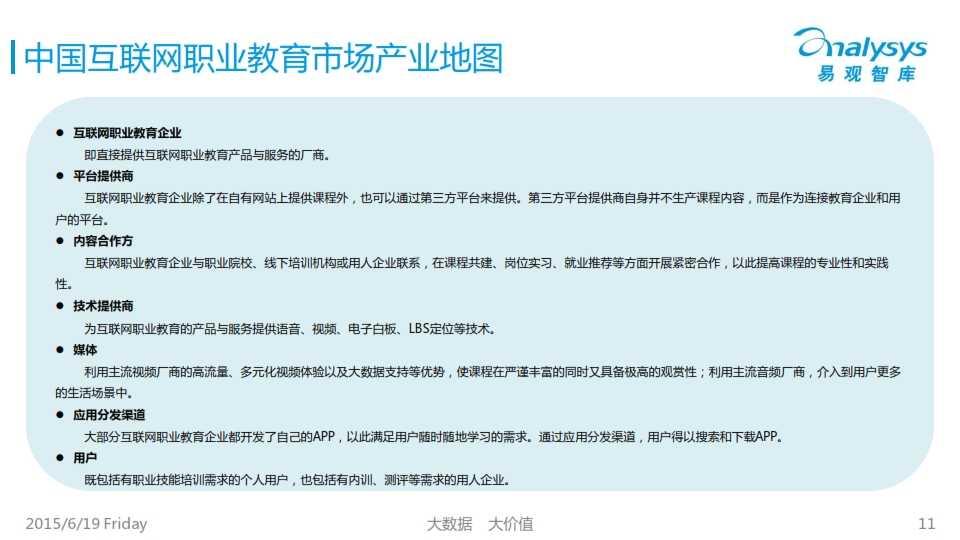 中国互联网职业教育市场专题研究报告2015_011