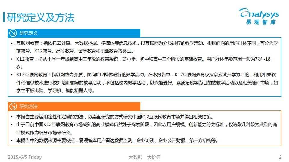 中国K12互联网教育市场专题研究报告2015_002